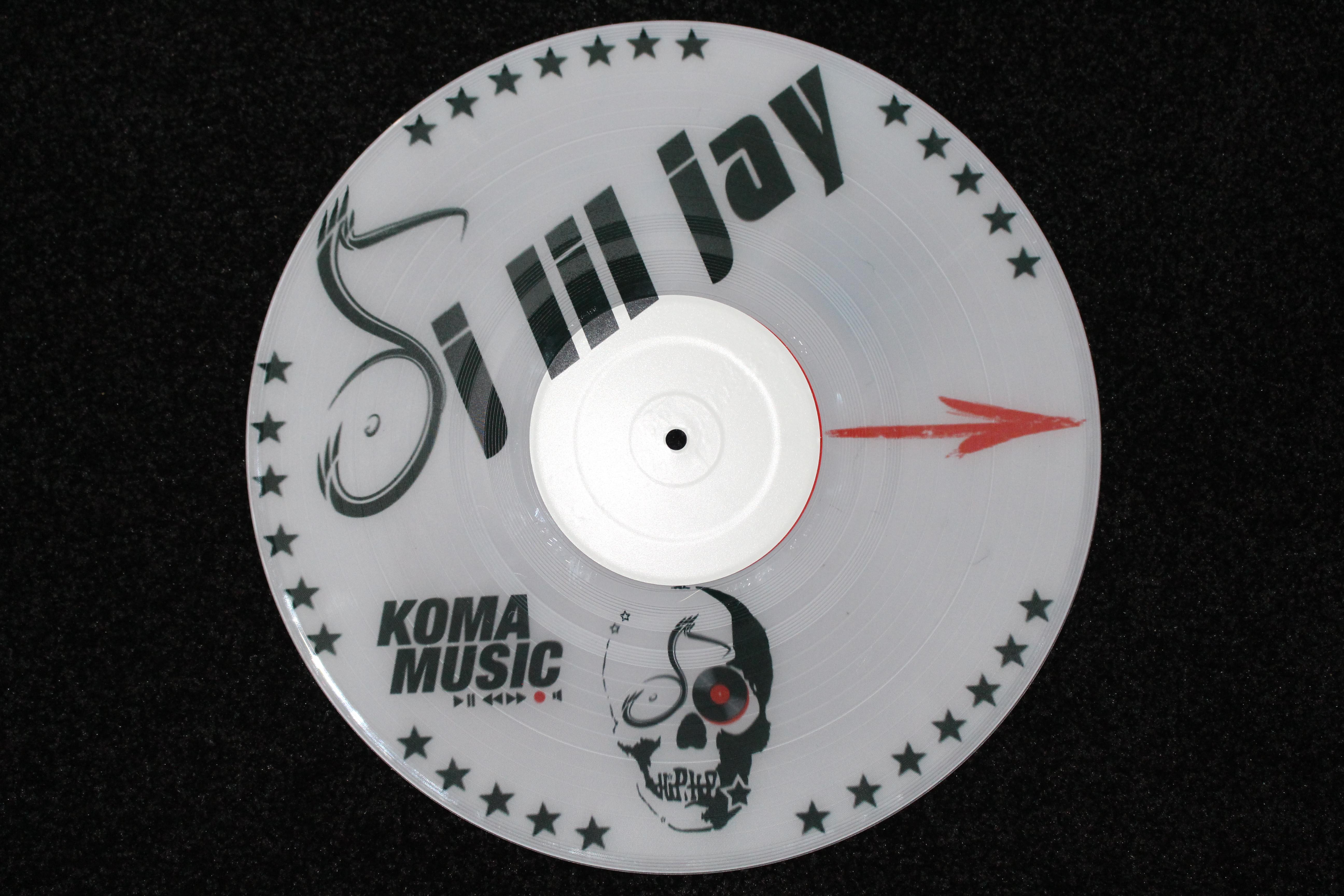 Startseite DJs Dream Customs - Vinyl custom