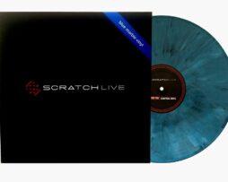 Rane Control Vinyl Blue Marble Limited Bild 01