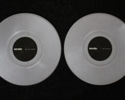 Serato Performance Clear Control Vinyl Slip Bladez Bundle Bild 01