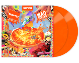 Mad Decent Cover and Vinyl