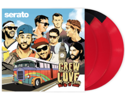12 Serato Pressing - Crew Love (3x12 set) bild2