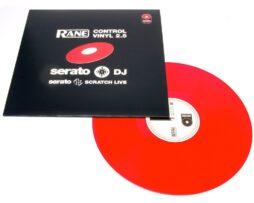 Rane Control Vinyl Rot
